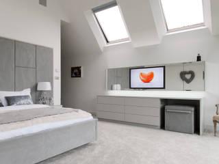 Great Dunmow - Essex:  Bedroom by en masse bespoke