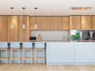 Great Leighs - Chelmsford - Essex:  Kitchen by en masse bespoke