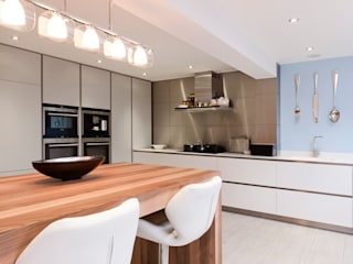 Panfield - Braintree - Essex:  Kitchen by en masse bespoke
