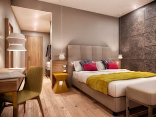 Modern style bedroom by Pasquale De Angelis Modern