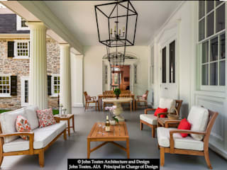 Porch by John Toates Architecture and Design Classic