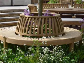 Tree Seats & Benches: modern  by Gaze Burvill, Modern