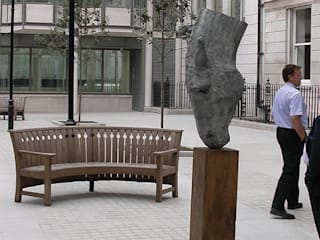 Corporate and Public Spaces Outdoor Furniture:   by Gaze Burvill