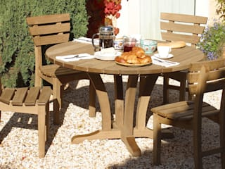 The Gaze Burvill Bailey Table & Chancery Chairs:   by Gaze Burvill