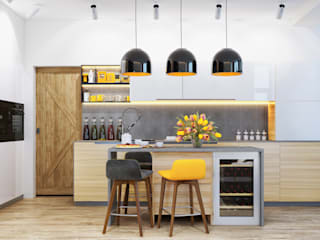 Kitchen by PRIVALOV design