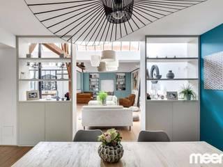 fotografías de interior Meero: Salones de estilo  de MEERO