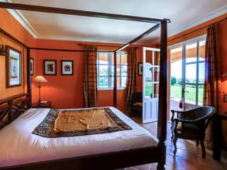 fotografías de interior Meero: Dormitorios de estilo  de MEERO