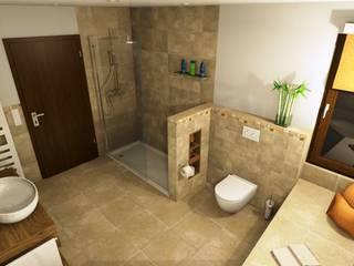 Bad Campioni Mediterranean style bathroom