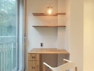 Study/office by 홍예디자인, Minimalist