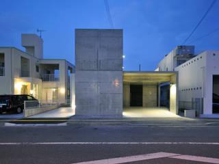 ITRSK-HOUSE: 門一級建築士事務所が手掛けた家です。