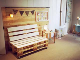 Muebles para Tiendas y Comercios de Mind Made - Muebles hechos con Palets Moderno