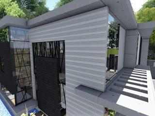 Casa La Ciudadela: Casas de estilo  por Arquitectura Creativa
