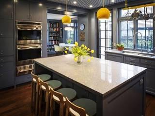 Model Kitchen Modern kitchen by Umada Concepts Modern