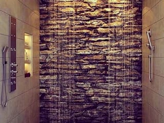 Feature Wall Model:  Bathroom by Umada Concepts