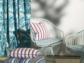 INSPIRATION PALMERAIE:  de style tropical par Etoffe.com, Tropical