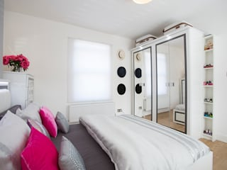 Bedroom - Greenwich - South London od Millennium Interior Designers