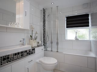 Bathroom - Greenwich - South London by Millennium Interior Designers