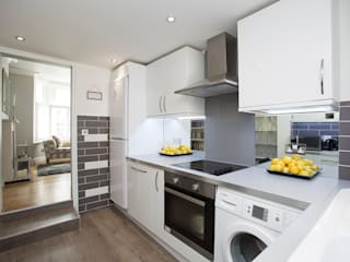 Kitchen - Greenwich - South London bởi Millennium Interior Designers