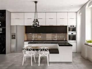 Cocinas de estilo  por Formea Studio, Moderno