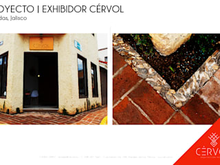 Commercial Spaces by CÉRVOL,