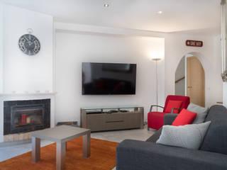 Zenaida Lima Fotografia Classic style living room