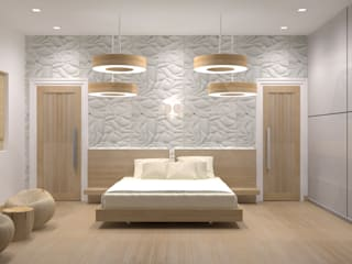 Modern Bedroom by De Panache - Interior Architects Modern