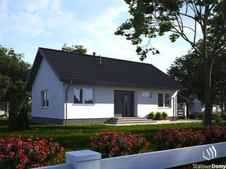 Projekt domu SD5 od Stalowe Domy