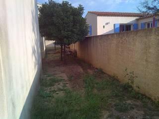 Aménagement d'un jardin ombragé par AEN Paysages