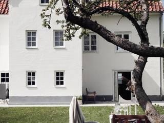 Casas escandinavas de Design for Love Escandinavo