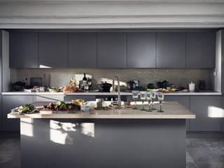 Design for Love Cocinas de estilo moderno