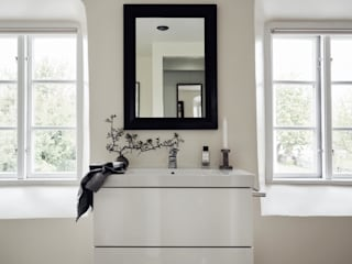 Design for Love Salle de bain scandinave