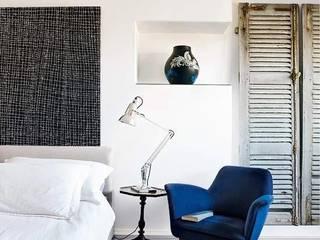 Dormitorios mediterráneos de Design for Love Mediterráneo