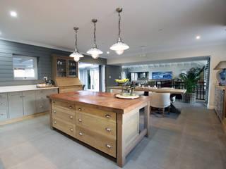 Встроенные кухни в . Автор – JSD Interiors