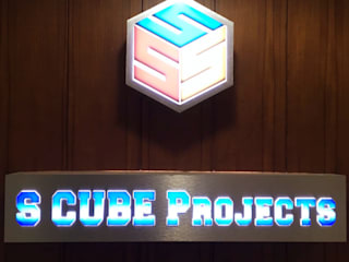 S CUBE PROJECTS: modern  by Indoor Concepts,Modern