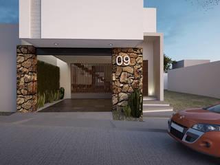 Rumah by FERAARQUITECTOS