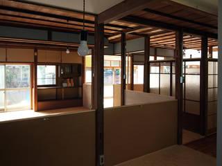 「築80年の古民家シェアオフィス」かざはやファクトリー の アーキラボ 一級建築士事務所 クラシック