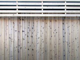 「土間と一体的なリビング」葉山真名瀬の家 オリジナルな 家 の アーキラボ 一級建築士事務所 オリジナル