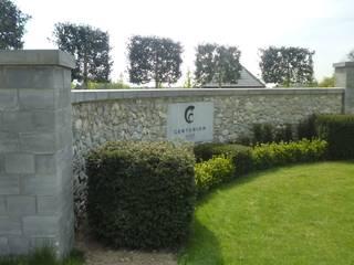 Centurion Golf Club - Luxury Private Golf Club Landscape Scheme by Aralia Сучасний