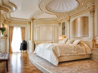 BAUR WohnFaszination GmbH Classic style bedroom Wood Beige