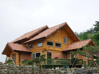 Дома в . Автор – 나무나라