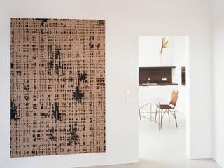 mustern brandt+simon architekten Modern Living Room White