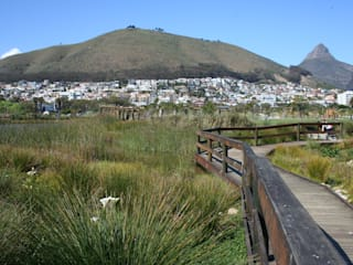Biodiversity Garden, Green Point Park:  Event venues by Urban Landscape Solutions,