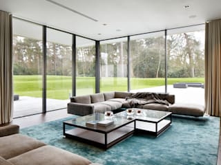 Treeside IQ Glass UK Modern windows & doors