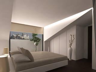 Minimalist bedroom by 2L'atelier arquitectos Minimalist