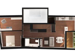 Minimalist house by 2L'atelier arquitectos Minimalist