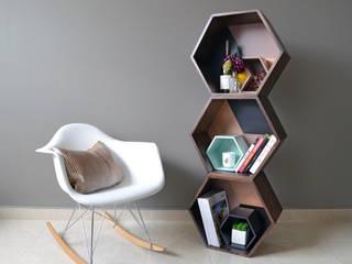 PANAL ON WOOD de APOTEMA Estudio de Diseño Moderno