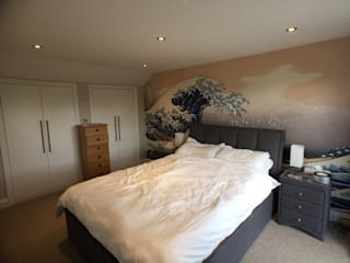 Bedroom: modern Bedroom by Progressive Design London