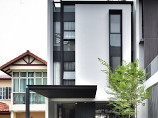 Houses by Sen's Photographyたてもの写真工房すえひろ, Modern