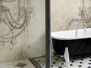 Eclectic style bathroom by Boddenberg Eclectic