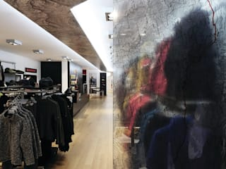 Mammut Sports Group Store Concept by INpuls interior design & architecture Modern